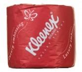 KLEENEX Deluxe Toilet Tissue 2PLY white 400 sheets