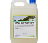 KWIKMASTER HAND & BODY SOAP 5LT CLEAR