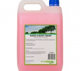 KW/MASTER HAND & BODY SOAP 5LT PINK