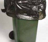 KWM GARBAGE BAG NATURAL HD 240 LITRE
