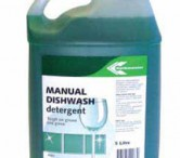 KWM DISHWASHING DETERGENT GREEN 5L