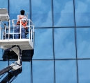 Window Cleaning (includes abseiling)